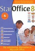 StarOffice 8 von Avanquest   Software   Zustand gut