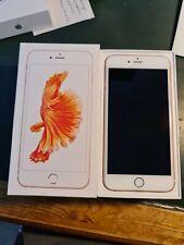 Apple iPhone 6s Plus - 32GB - Rose Gold (Unlocked) A1687 (CDMA + GSM)