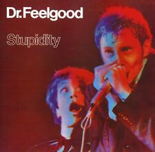 DR,FEELGOOD - STUPIDITY - UK ISSUE LP ON UNITED ARTISTS/EMI RECORDS 1976 - VGC
