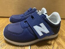 New Balance Hook And Loop 220 Casual Walking Shoes size 7c  Boys Girls Toddlers
