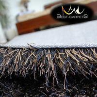Incroyable Doux & Épais Tapis 'Love Shaggy'Polyester 6cm Haute Qualité Carpets