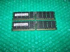 4 go samsung 533 mhz PC2-4200R CL4 ddr2 ram ecc reg