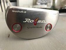TaylorMade Rossa Suzuka CGB Putter 35 Inches Right-Handed Super Stroke Mid-Slim