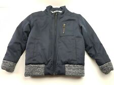 COUNTRY ROAD BOYS NAVY BLUE JACKET Child Kids Padded Parka Snow Sz. 4-5 Pockets