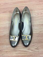 Magdesian Vintage Metallic Colored Shoes, 7N