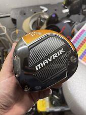Left Handed Callaway Mavrik Max 10.5* Driver -Head Only- LH 24