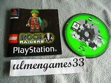 PS1 TOPZUSTAND ★ LEGO ROCK RAIDERS ★   Playstation