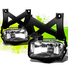 CLEAR LENS OE BUMPER FOG LIGHTS/LAMPS PAIR KIT FOR 01-04 FORD ESCAPE CD2 SUV