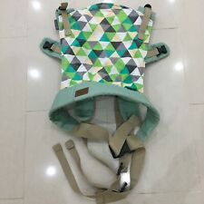 Kinderkraft Nino - Baby Carrier - Green Multi Colour - Pre-Loved
