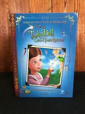 DISNEY'S TINKER BELL & THE GREAT FAIRY RESCUE COLLECTOR'S DVD & BOOK SET