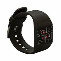 Binary watch | professional | for men | unique accessories F/S w/Tracking# Japan