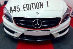 Mercedes AMG Edition 1 - Radiator Grill Vinyl A45 A200 A250 (W176)