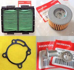 HONDA CRF250 L / M Service Kit Oil Filter & Air & Sump Bolt & Gasket 2012 - 2020