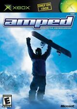 Amped: Freestyle Snowboarding - Game  RSVG The Cheap Fast Free Post