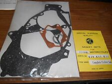 NOS MC Gasket Set Suzuki 80K10 80K11 80K15 K10 K11 K15 Made in Japan