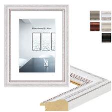 WANDStyle Bilderrahmen H390 aus Massivholz - Shabby Chic & Landhaus Stil