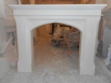 F27 Epsom Fire Surround in Plaster - BIRMINGHAM COLLECTION ONLY