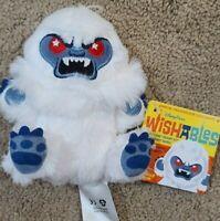 Disneyland 65th Wishables Abominable Snowman Yeti Chaser AP NWT NEW 2020