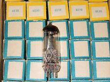 6E1P/6BR5/EM80 MAGIC EYE TUBES  MILITARY OTK!! NOS/NIB Lot of 1pcs.