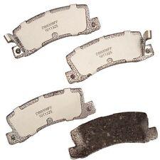 Disc Brake Pad-OE Ceramic Brake Pad Rear DURALAST GOLD by AutoZone DG325