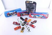 Random Mixed Lot Of Vintage And Modern Loose Hot Wheels Cars With Carriers