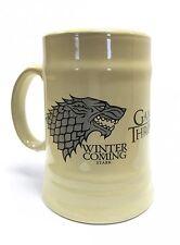 Game of Thrones House Stark Ceramic Stein Mug MGS23800