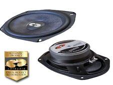 "CDT Audio HD-690CFS.2 6"" X 9""  Thin - Slim Carbon Fiber Subwoofer Pair 2 Ohms"