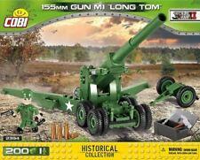 COB02394 - Cobi - Small Army - 155 MM Gun M1 Long tom (200 pcs)