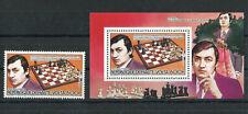 rare timbres stamps echecs, chess, neuf**  haute volta