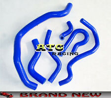 For HONDA CIVIC D15/16 EG/EK 92-00 SILICONE RADIATOR&HEATER HOSE blue
