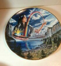 Franklin Mint Royal Doulton ~ Rainbow Maiden