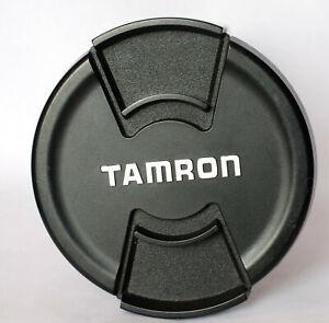 Tamron 72mm centre pinch lens cap.