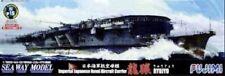 Fujimi 1/700 Scale Model Kit WWII IJN Aircraft Carrier Ryujo w/PE Parts Ryujyo