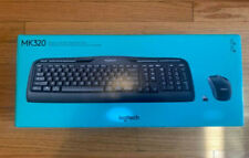Logitech MK320 Wireless Keyboard and Mouse