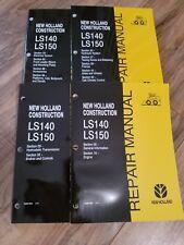 NEW HOLLAND REPAIR MANUAL LS140 LS150