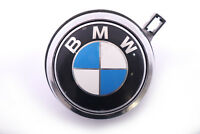 BMW 1 5 6 SERIES E63 E81 E87N F10 Emblem Button Tailgate Badge Open Opening