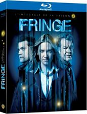 FRINGE - Complete Season 4 Fourth TV Series - Anna Torv NEW Blu-Ray Region Free