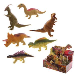 DINOSAURO gioco modellino collezionismo tirannosauro triceratopo animali scherzo