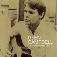 Glen Campbell - glen campbell - The Capitol Years 65-77 NEW 2 x CD
