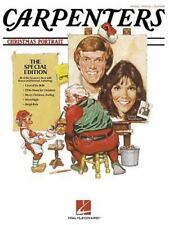 CARPENTERS CHRISTMAS PORTRAIT - PIANO/VOCAL/GUITAR SONGBOOK 306430