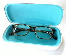 Warby Parker Marshall 256 Square tortoise eyeglasses 52()17 145