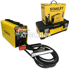 Inverter Welder Stanley 200a Wd200ic2 With Suitcase Professional & Accessories