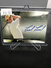Fred Funk Sign Of The Times 2007 SP Authentic UD