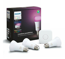 Philips E27-Starter-Kit Hue White and Colour Ambiance Wireless LED