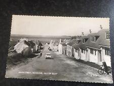 Postcard Isle Of Islay Bowmore St RP
