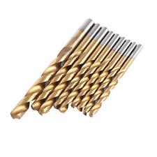 98pcs Stainless Metal Cobalt Hss Twist Drill Bits Set 1.5mm-10mm New Lj