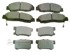 for HONDA CRV 2.0 2002-2005 MINTEX FRONT AND REAR BRAKE DISC PADS FULL SET NEW