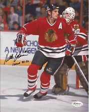 Keith Brown Chicago Blackhawks Autographed Signed 8x10 Photograph (JSA)