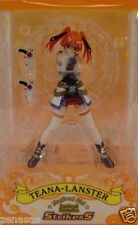 New Movic Magic Girl Lyrical Nanoha Teana Lanster 1:8 PVC Painted