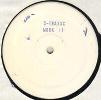 D-Traxxx – Work It - Kool Ausführen – Kool 010 - Ita